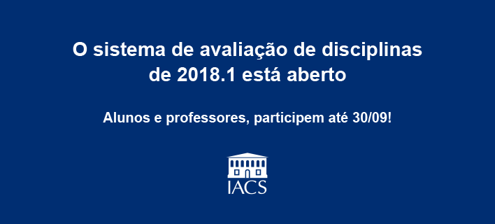 Banner_Avaliacao-Disciplinas_2018-1